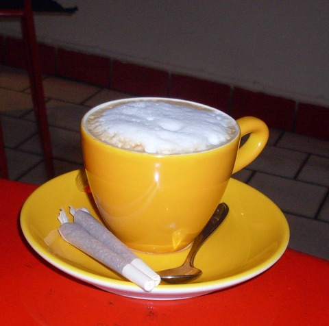 coffee and joints