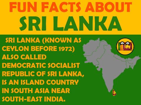 「外国人にスリランカがどういう国か紹介する」海外の反応