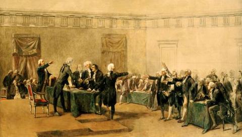 「米国独立宣言の引用ツイートが愛国者から『反国家的』だとされ騒動に」海外の反応