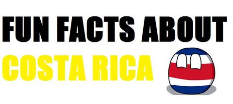 「外国人にコスタリカがどういう国か紹介する」海外の反応