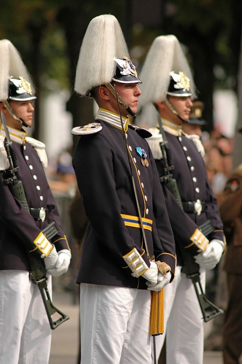 681px-Swedish_Royal_Guard_Bastille_Day_2007