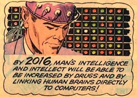 外国人「昔の人が描いた未来予想のイラストを貼っていく」海外のまとめ