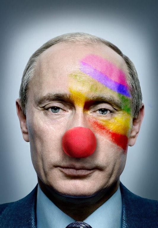 プーチン 同性愛者