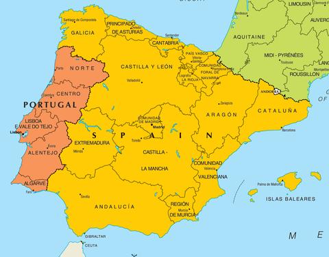 フィンランド人「スペインとポルトガルの違いが分からないから教えてほしい」海外の反応