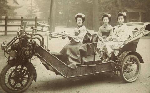 外国人「100年前(1920年)の様子が窺える画像を貼っていく」海外のまとめ