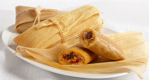 Chipotle Beef Tamales