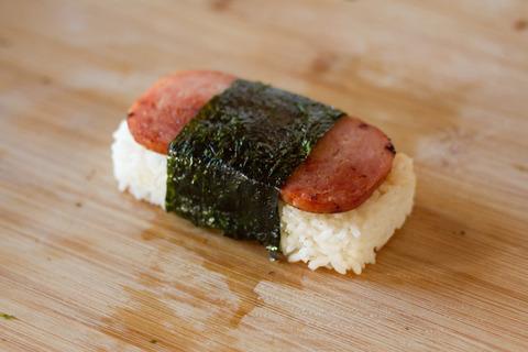 Homemade-Spam-Musubi
