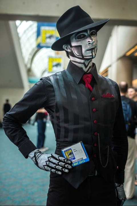 The Spine from the band Steam Powered Giraffe