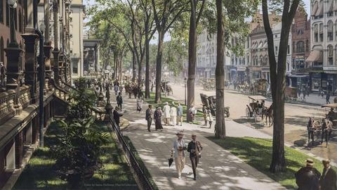外国人「100年前(1915年)の様子が窺える画像を貼っていく」海外のまとめ