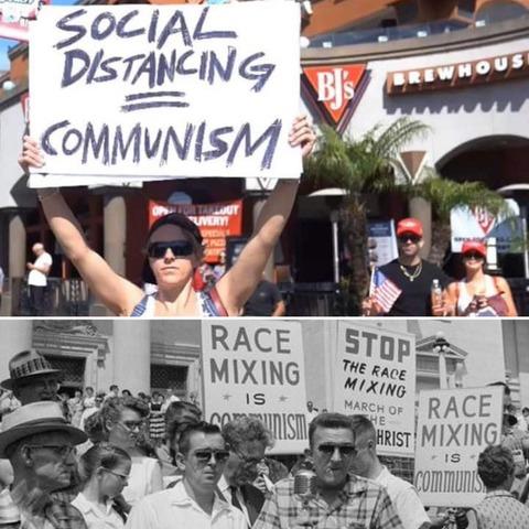 「アメリカ人は自分が嫌いなものを『共産主義』にしがち」海外の反応
