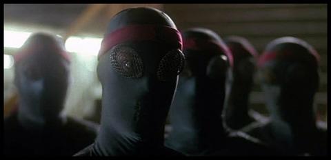 Foot-Clan-Mask
