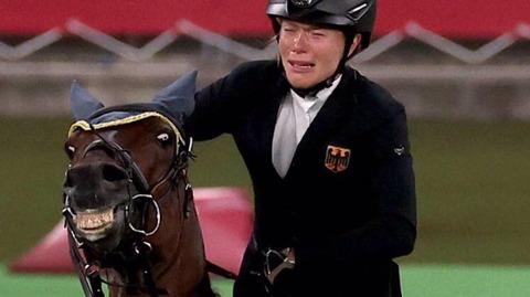 「東京五輪の近代五種で存在感を示した馬が海外ネットで話題に」海外の反応