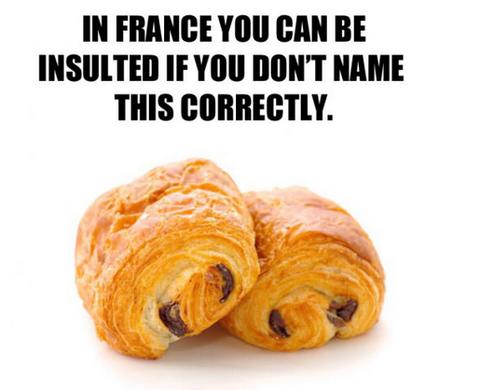 「フランスで世論を二分する議論はパンの名称について。外国は?」海外の反応