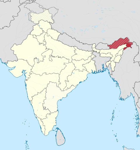 557px-Arunachal_Pradesh_in_India_
