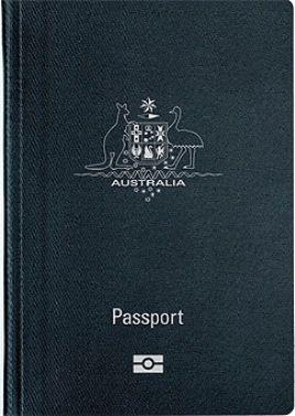 パスポートオーストラリア