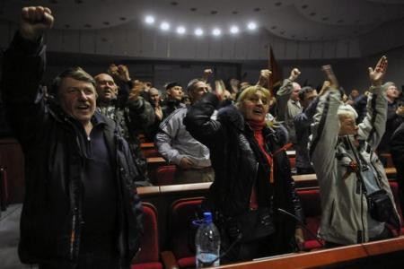 「ウクライナ東部のロシア派が独立を宣言しプーチン大統領に部隊の派遣を要請」海外の反応