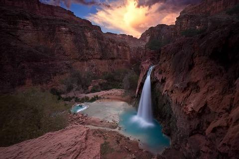 havasu-falls