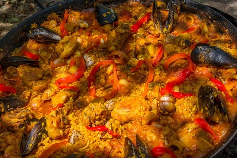 2012_Paella_Andalusia_Spain