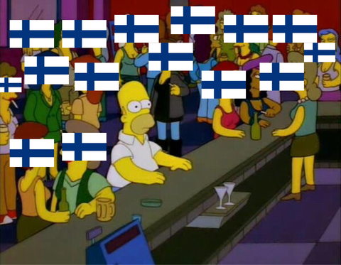 「独立100周年を記念してフィンランドについて知っていることを書き込むスレ」海外の反応