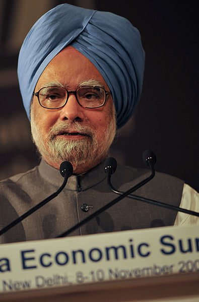 395px-Prime_Minister_Manmohan_Singh_in_WEF_,2009