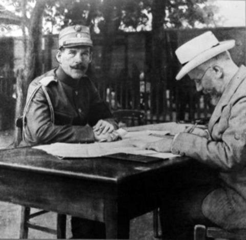 Konstantine_Venizelos_1913