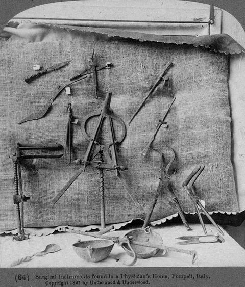 外国人「ローマ時代の医療器具を見ると技術が進んでいたことが分かる」海外の反応