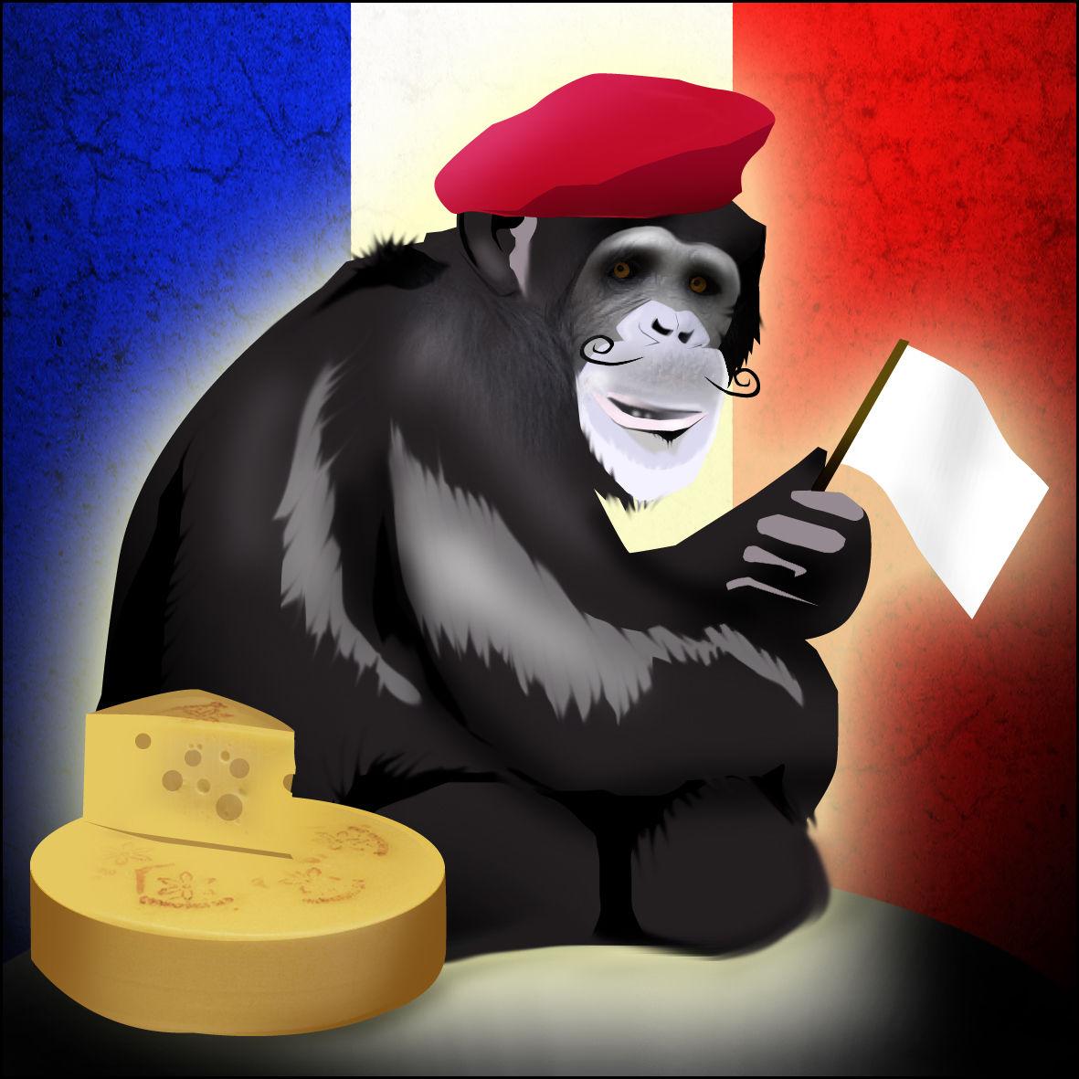 仏人「お前らはいつまでフランス...