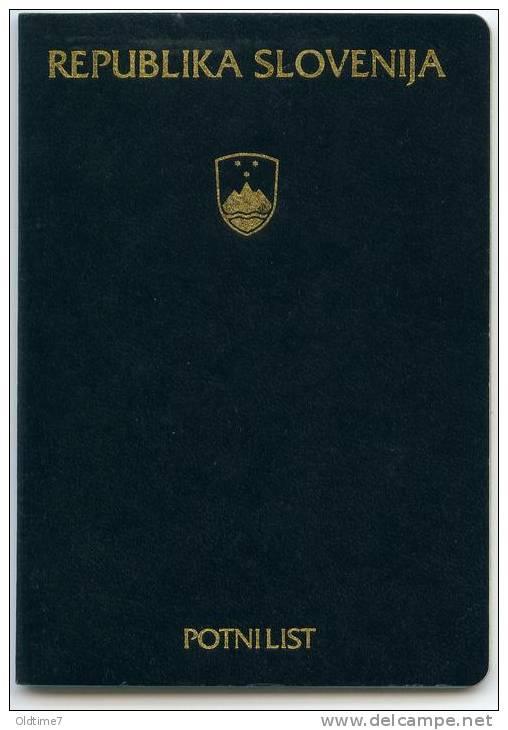 パスポートスロヴァキア