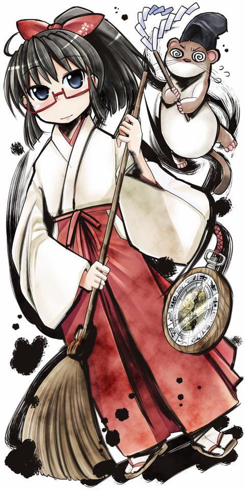 りん巫女3
