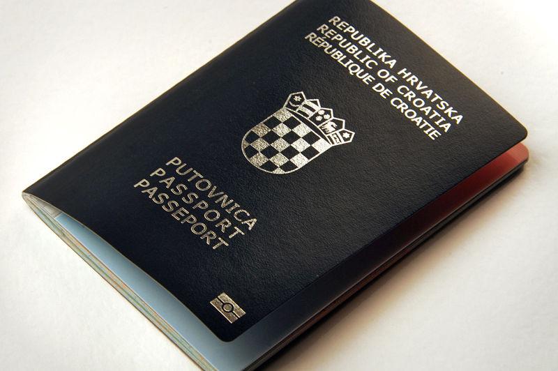パスポートクロアチア