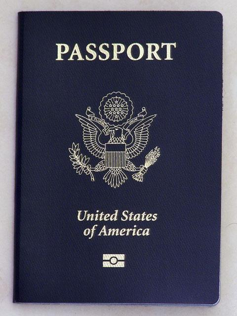 パスポートUSA