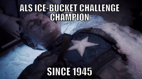 「氷水チャレンジをネタにしたものが海外掲示板で続々と誕生」海外の反応