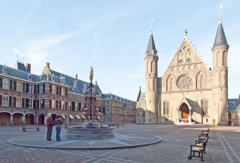 52 Binnenhof, Ridderzaal