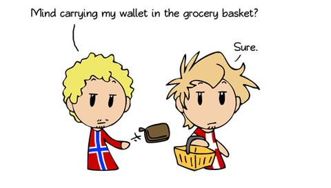 「北欧諸国でもダントツにお金持ちなノルウェー」海外の反応