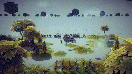 「攻城兵器を構築して敵を一掃するゲーム『beseige』が海外掲示板で話題に」海外の反応