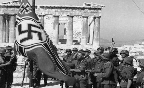 NAZIS-EN-GRECIA