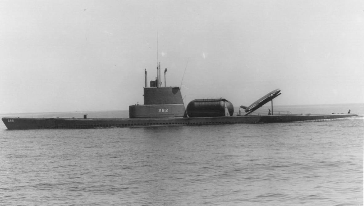 伊四〇〇型潜水艦の画像 p1_35