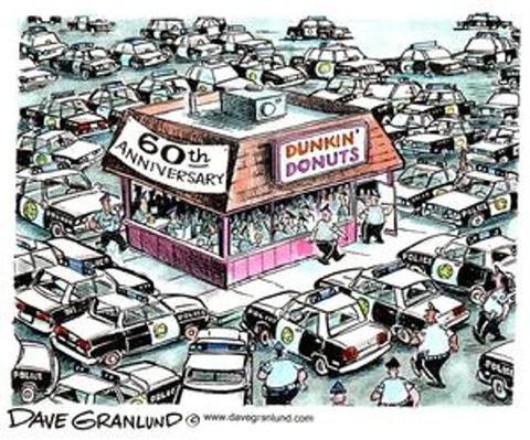 dunkin donuts birthday