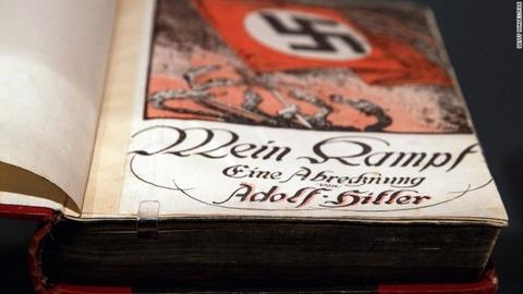 「ヒトラーの『我が闘争』が70年ぶりにドイツで出版されることに」海外の反応