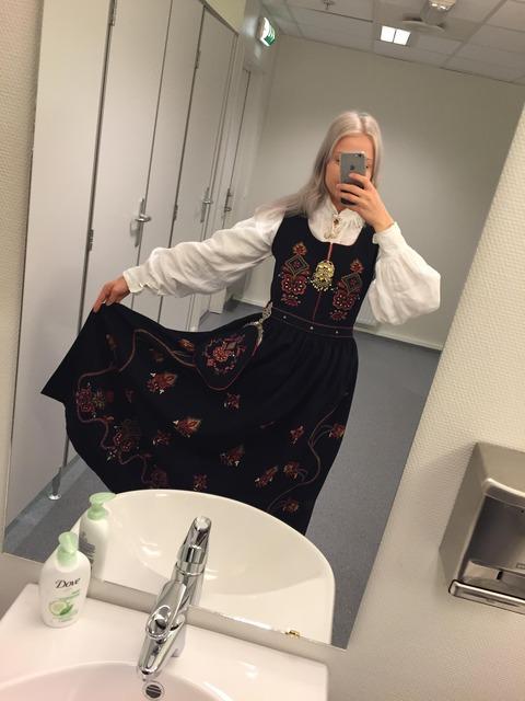 「外国人にノルウェーの伝統衣装であるBunadを紹介する」海外の反応