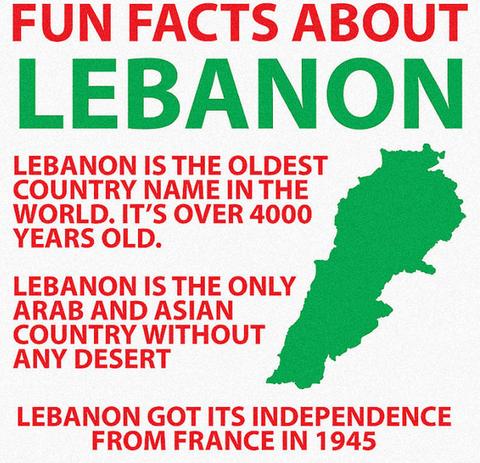 「外国人にレバノンがどういう国か紹介する」海外の反応