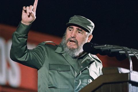 「キューバのフィデル・カストロ前議長が90歳で死去」海外の反応
