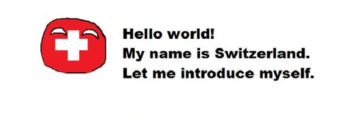 「外国人にスイスがどういう国か紹介する」海外の反応