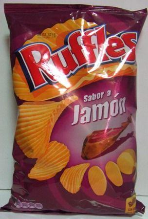 Ruffles Jamon 004