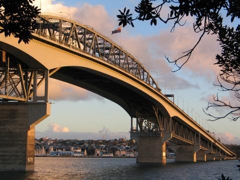 Auckland-Habour-Bridge