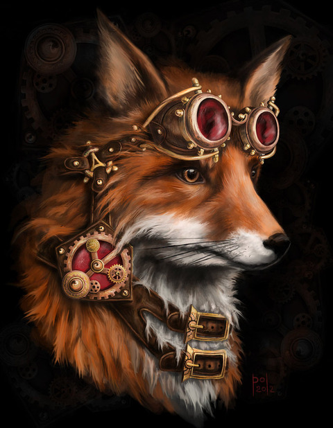 steampunk_fox_by_kitsu_aseru-d5hk6ea