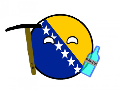 「外国人にボスニアがどういう国か紹介する」海外の反応