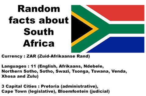 「外国人に南アフリカ共和国がどういう国か紹介する」海外の反応