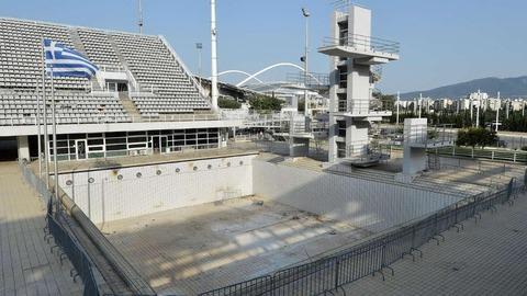 「アテネオリンピックから10年経ち、当時の競技場が廃墟化」海外の反応
