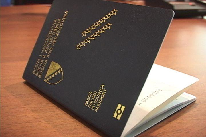 パスポートボスニアヘルツェゴビナ